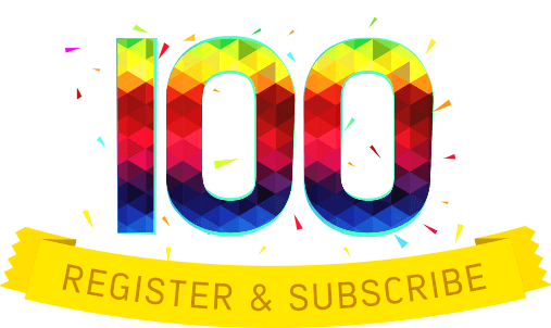Win 100 free points